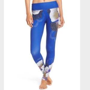 Zella floral full length leggings